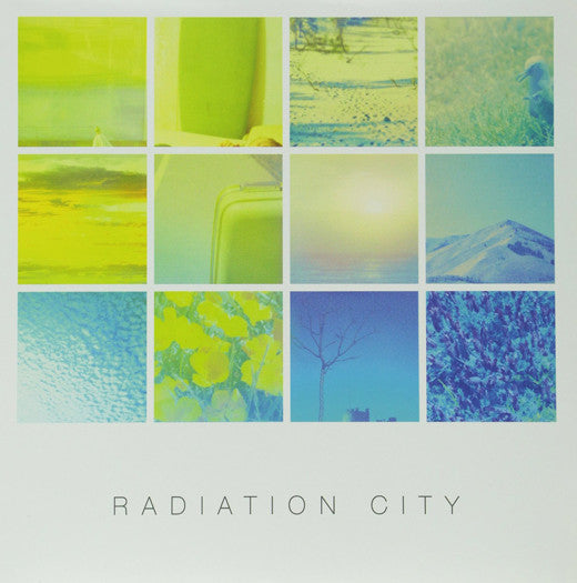 RADIATION CITY ANIMALS IN THE MEDIAN LP VINYL NEW (US) 33RPM COLOURED