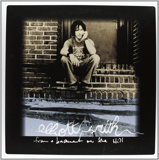 ELLIOTT SMITH FROM A BASEMENT ON THE HILL LP VINYL NEW (US) 33RPM