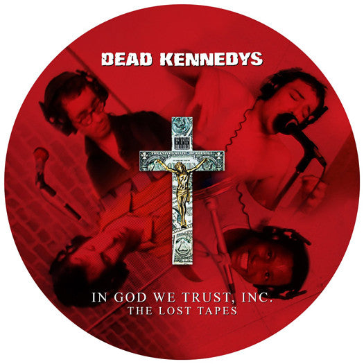 DEAD KENNEDYS IN GOD WE TRUST THE LOST TAPES LP VINYL AND DVD NEW 33RPM