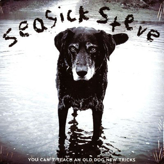 SEASICK STEVE YOU CANT TEACH AN OLD DOG NEW TRICKS LP VINYL 33RPM NEW