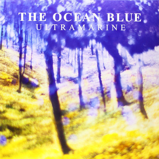 OCEAN BLUE ULTRAMARINE LP VINYL NEW (US) 33RPM