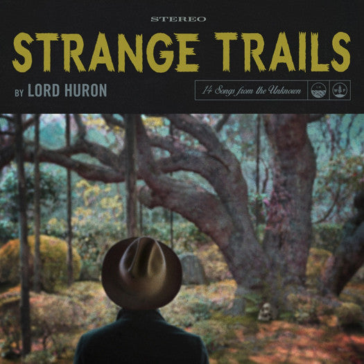 LORD HURON STRANGE TRAILS LP VINYL NEW (US) 33RPM