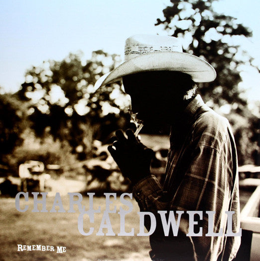 CHARLES CALDWELL REMEMBER ME LP VINYL 33RPM NEW