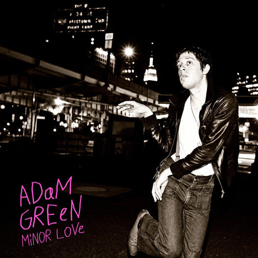 ADAM GREEN MINOR LOVE LP VINYL NEW (US) 33RPM
