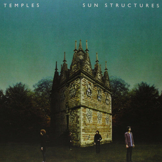 TEMPLES SUN STRUCTURES LP VINYL NEW (US) 33RPM