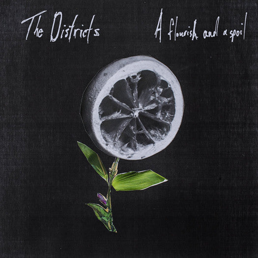 DISTRICTS A FLOURISH AND A SPOIL LP VINYL NEW 2015 33RPM