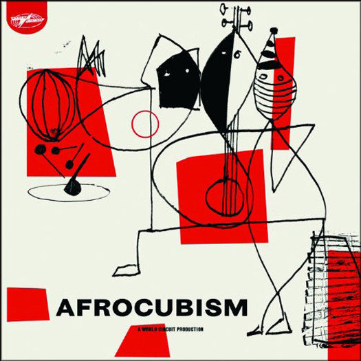 AFROCUBISM AFROCUBISM DOUBLE LP VINYL NEW 33RPM