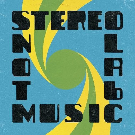 STEREOLAB NOT MUSIC LP VINYL NEW (US) 33RPM