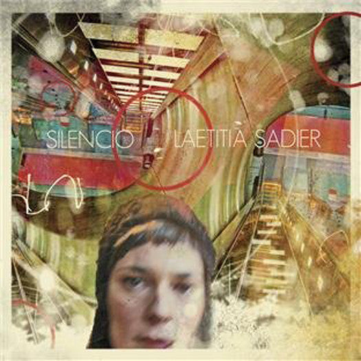 LAETITIA SADIER SILENCIO LP VINYL NEW 33RPM
