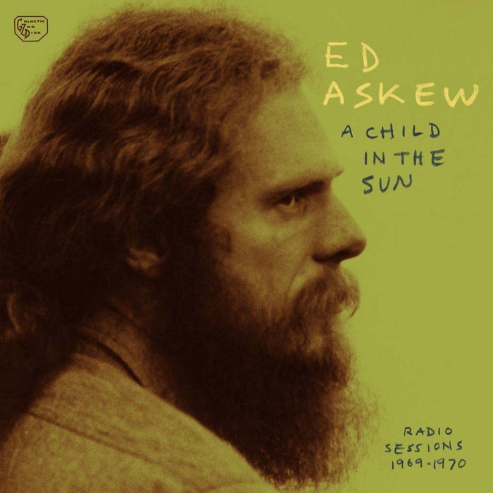 ED ASKEW A Child In The Sun Radio Sessions LP Vinyl NEW 2017