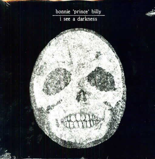BONNIE PRINCE BILLY I SEE A DARKNESS LP VINYL NEW (US) 33RPM