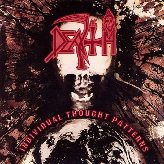 DEATH Individual Thought Patterns LP Vinyl NEW 2017
