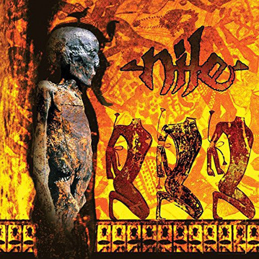 NILE AMONGST THE CATACOMBS OF NEPHREN KA LP VINYL NEW 33RPM