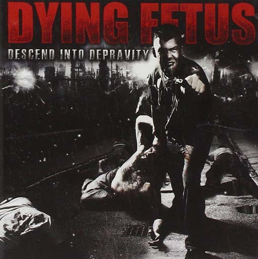 DYING FETUS Descend Into Depravity LP Vinyl NEW 2017