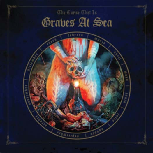 GRAVES AT SEA THE CURSE THAT IS LP VINYL NEW 33RPM