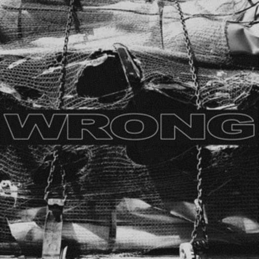 WRONG WRONG LP VINYL NEW
