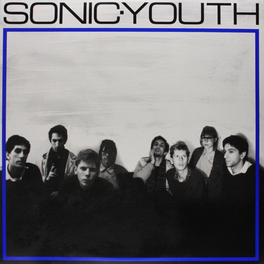 SONIC YOUTH SONIC YOUTH LP VINYL NEW (US) 33RPM