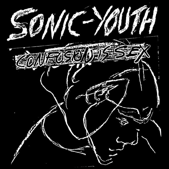 SONIC YOUTH CONFUSION Is Sex LP Vinyl NEW