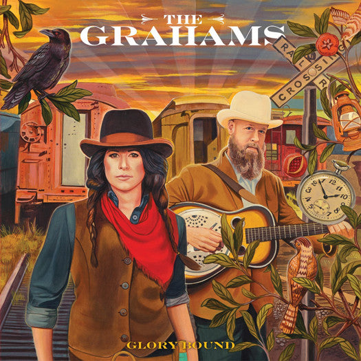 GRAHAMS GLORY BOUND RATTLE THE HOCKS LP VINYL NEW (US) 33RPM