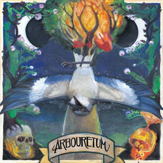 ARBOURETUM Rites Of Uncovering LP Vinyl NEW