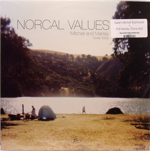 MITCHELL AND MANLY NORCAL VALUES LP VINYL NEW 33RPM 2011