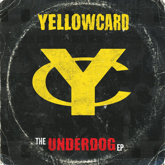 YELLOWCARD TO THE UNDERDOG LP VINYL NEW 33RPM