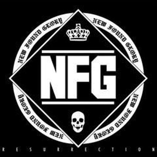 NEW FOUND GLORY RESURRECTION LP VINYL NEW 2014 33RPM