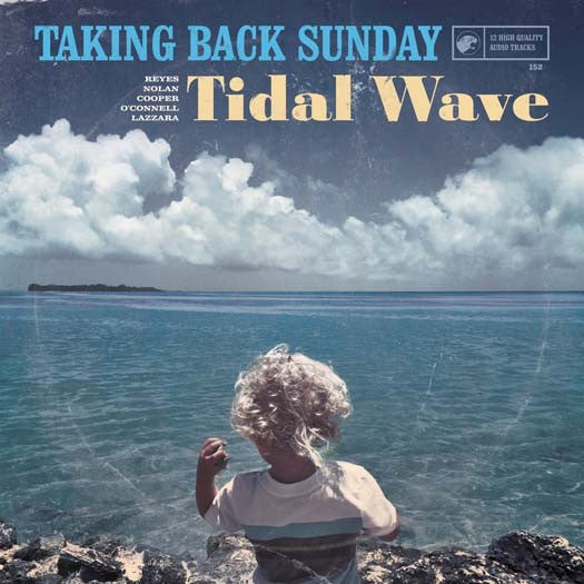 TAKING BACK SUNDAY Tidal Wave 2LP Vinyl NEW