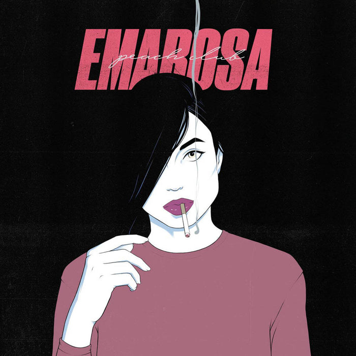 Emarosa Peach CLub Vinyl LP New 2019