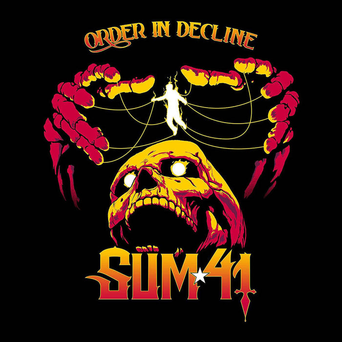 Sum 41 Order in Decline Vinyl LP New 2019