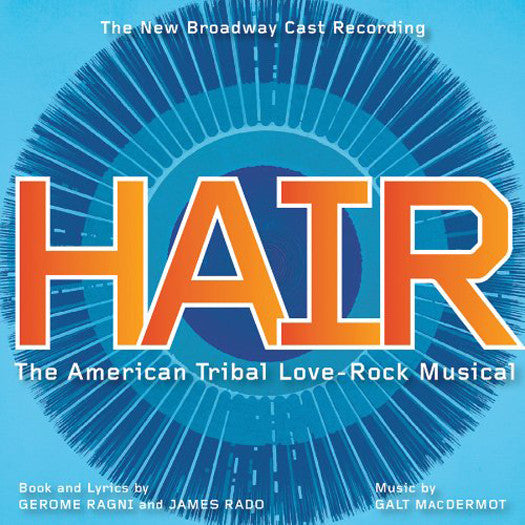 HAIR THE AL OST LP VINYL NEW 33RPM LTD ED