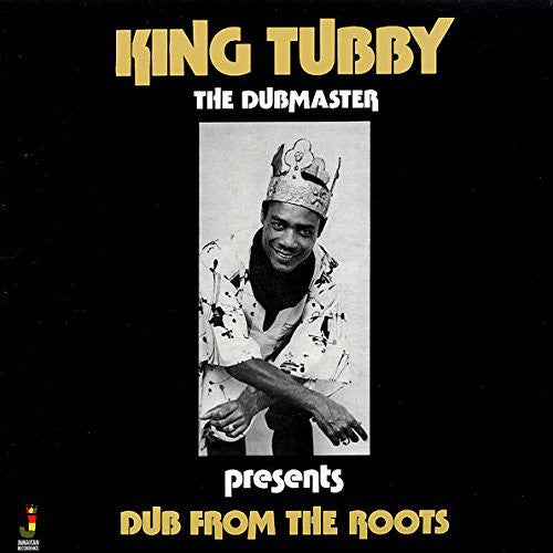KING TUBBY DUB FROM THE ROOTS LP VINYL NEW 33RPM