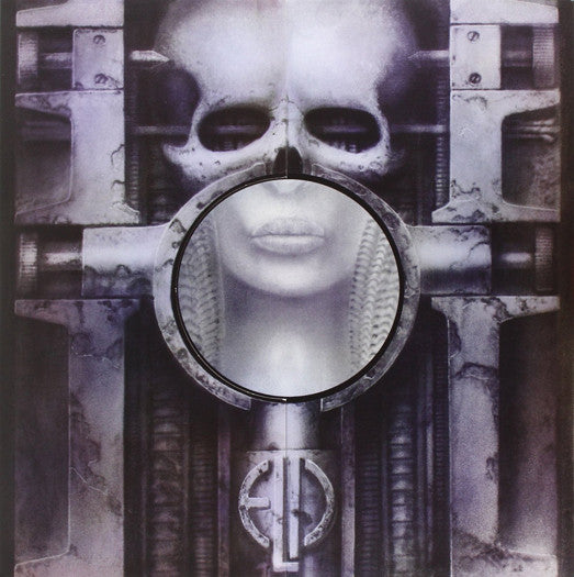 EMERSON LAKE & PALMER BRAIN SALAD SURGERY (POST) LP VINYL NEW (US) 33RPM