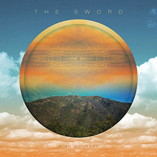 THE SWORD HIGH COUNTRY LP VINYL NEW 2015