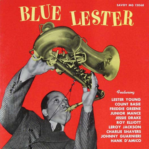 LESTER YOUNG Blue Lester LP Vinyl NEW