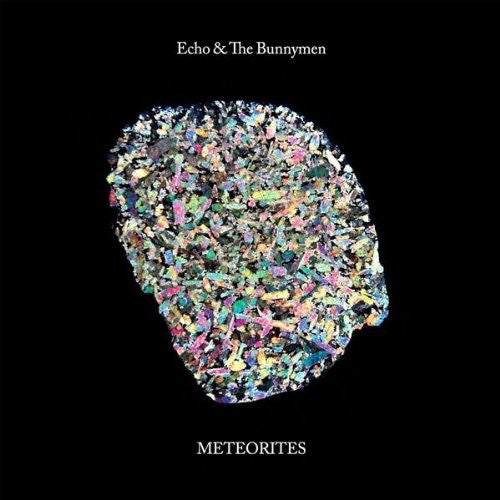 ECHO AND THE BUNNYMEN METEORITES LP VINYL 33RPM NEW