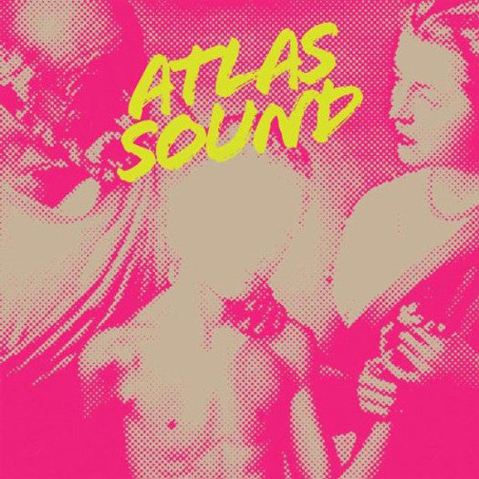 ATLAS SOUND LET BLIND LEAD THOSE WHO CAN SEE LP VINYL NEW (US) 33RPM