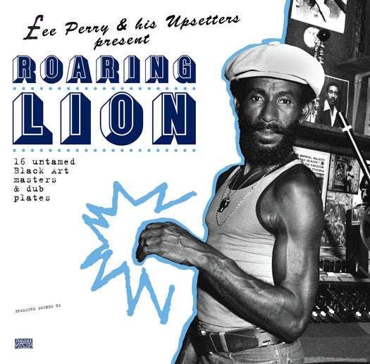 LEE PERRY ROARING LION LP VINYL NEW 2013 33RPM