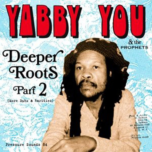 YABBY YOU DEEPER ROOTS PART 2 LP VINYL NEW 2014 33RPM