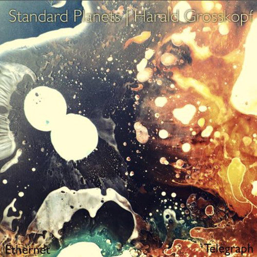 STANDARD PLANETS ETHERNET TELEGRAPH LP VINYL NEW 33RPM