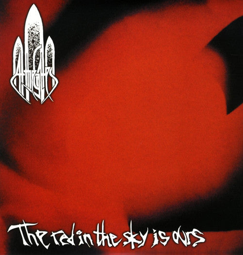 AT THE GATES RED IN THE SKY IS OURS LP VINYL NEW (US) 33RPM