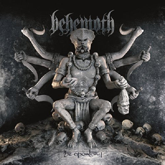 BEHEMOTH APOSTASY LP VINYL NEW (US) 33RPM