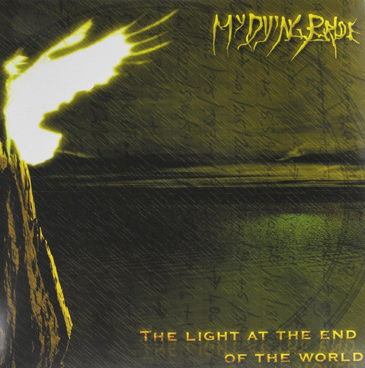 MY DYING BRIDE LIGHT AT THE END OF THE WORLD LP VINYL NEW (US) 33RPM