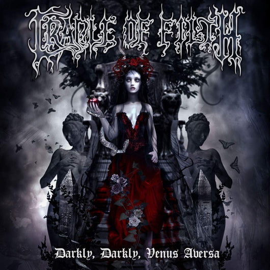 Cradle of Filth Darkly Darkly Venus Aversa Vinyl LP New 2018