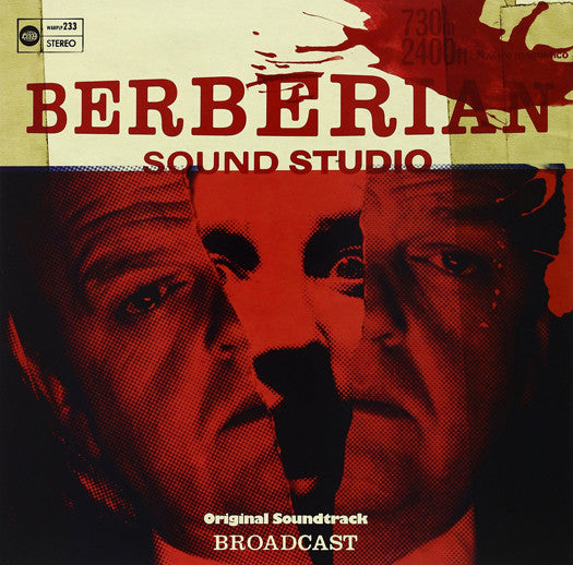 BROADCAST BERBERIAN SOUND STUDIO LP VINYL NEW 2013 33RPM