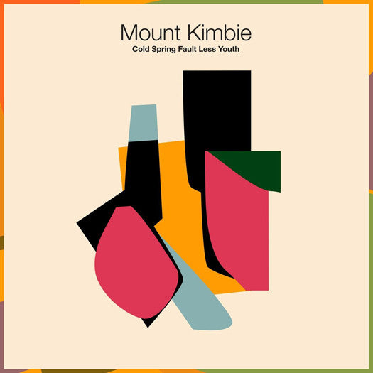 Mount Kimbie Cold Spring Fault Less Youth Vinyl LP 2013