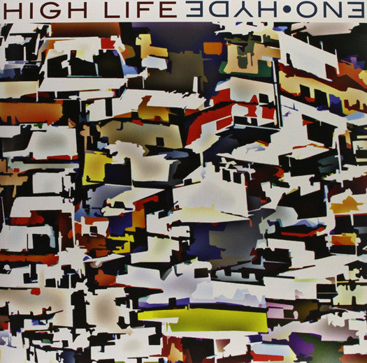 BRIAN ENO HIGH LIFE LP VINYL NEW 2014 33RPM