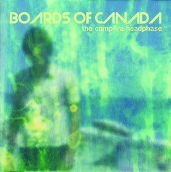 BOARDS OF CANADA THE CAMPFIRE HEADPHASE DOUBLE LP VINYL NEW 33RPM 2013