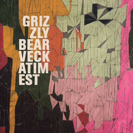 GRIZZLY BEAR Vecktimest DOUBLE LP Vinyl Re-Issue NEW 2012