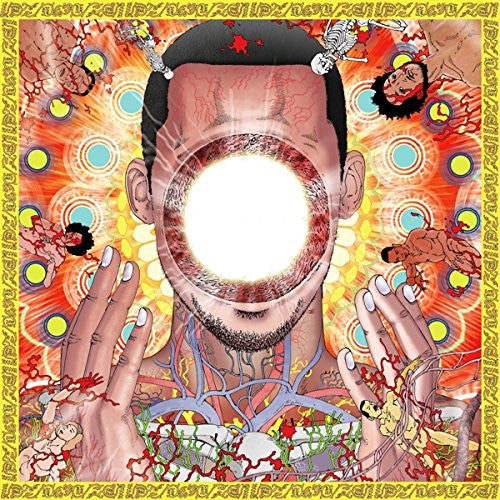 FLYING LOTUS YOURE DEAD! LP VINYL 33RPM NEW 2014 SPECIAL EDITION